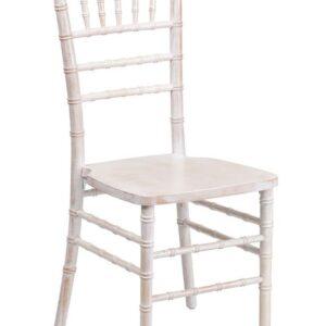 silla tiffany madera decapada
